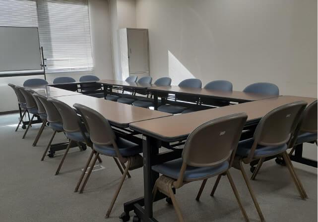 3F 研修室(青年・女性部研修室)